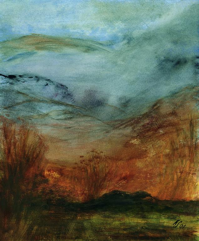 Mist Moor Cragg